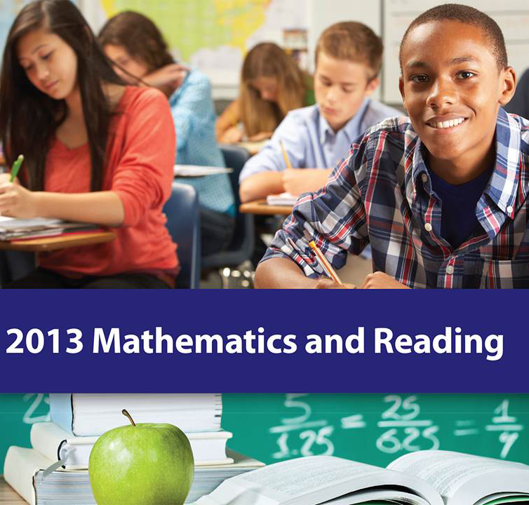 NAEP 2013 Mathematics and Reading Report Site