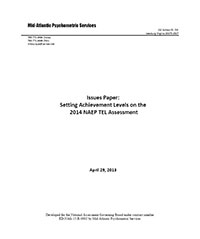 naep research paper