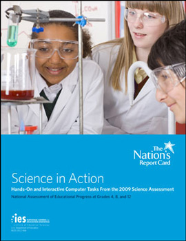 NAEP Science In Action Report Released