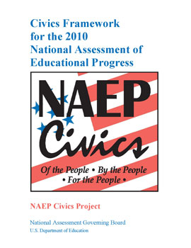 2010 Civics Framework cover