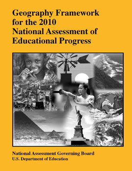 2010 Geography Framework Cover