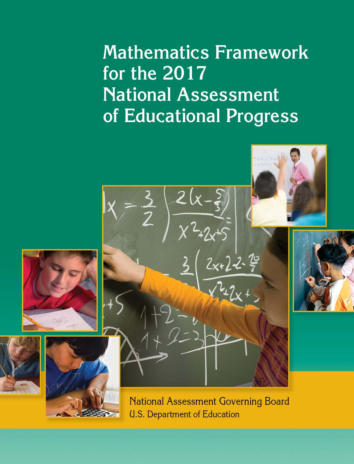 2017 Mathematics Framework