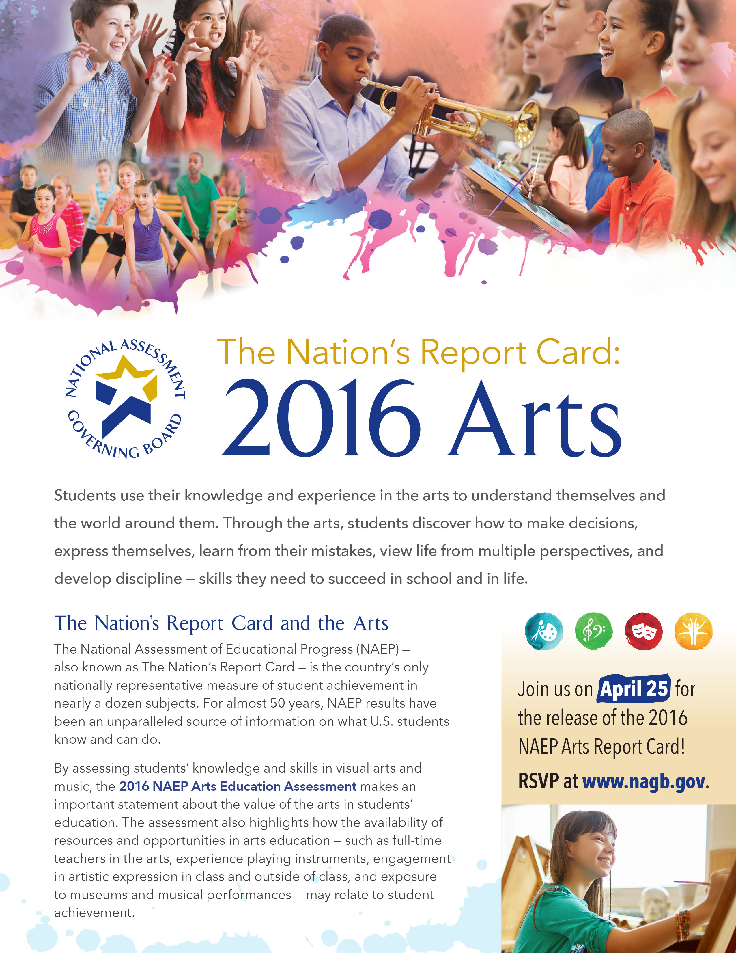 NAEP 2016 Arts Overview