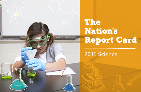 October 27 Release for NAEP 2015 Science