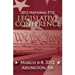national PTA legislative conference